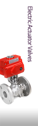 Electric Actuator Valves
